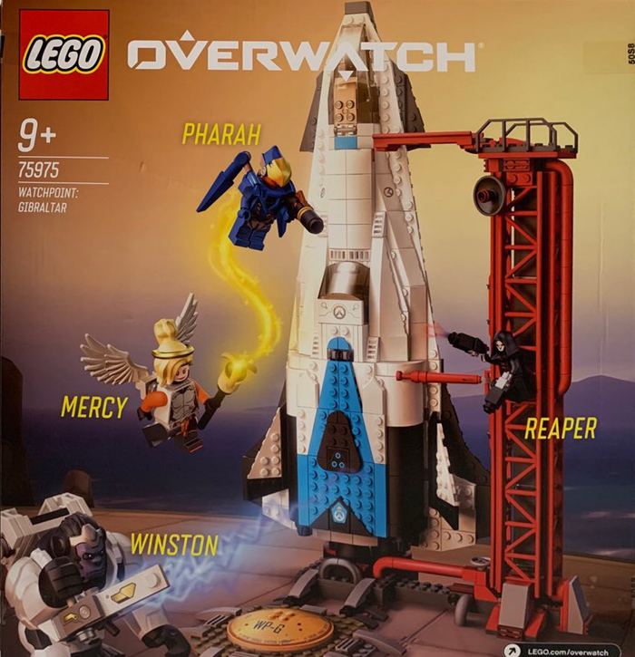LEGO Overwatch 2