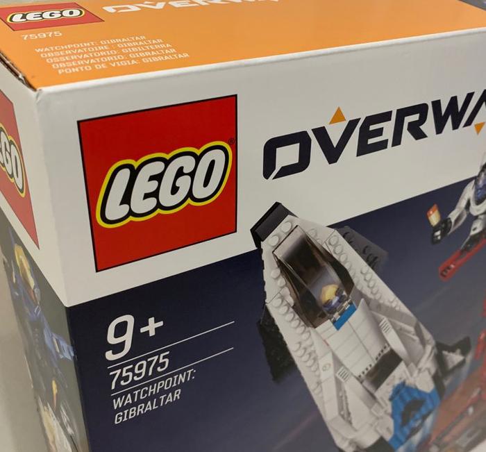 LEGO Overwatch 1