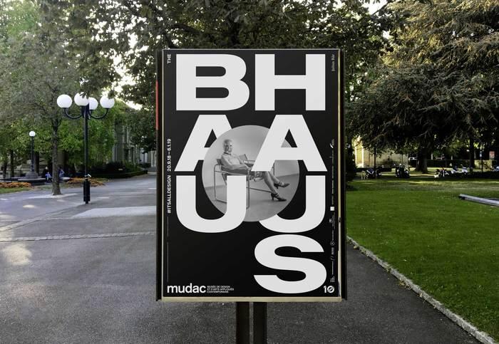 The Bauhaus #itsalldesign, mudac 1