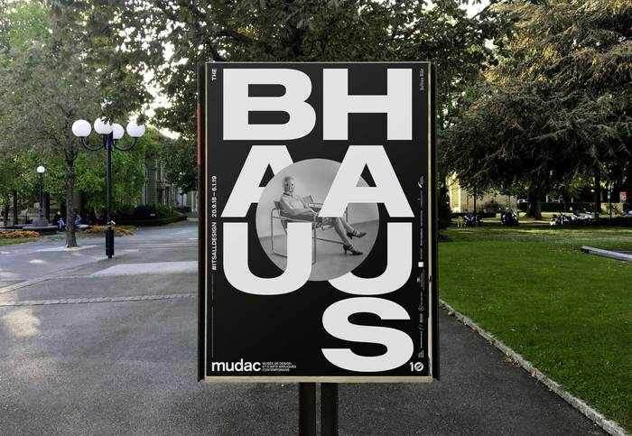 The Bauhaus #itsalldesign, mudac 1