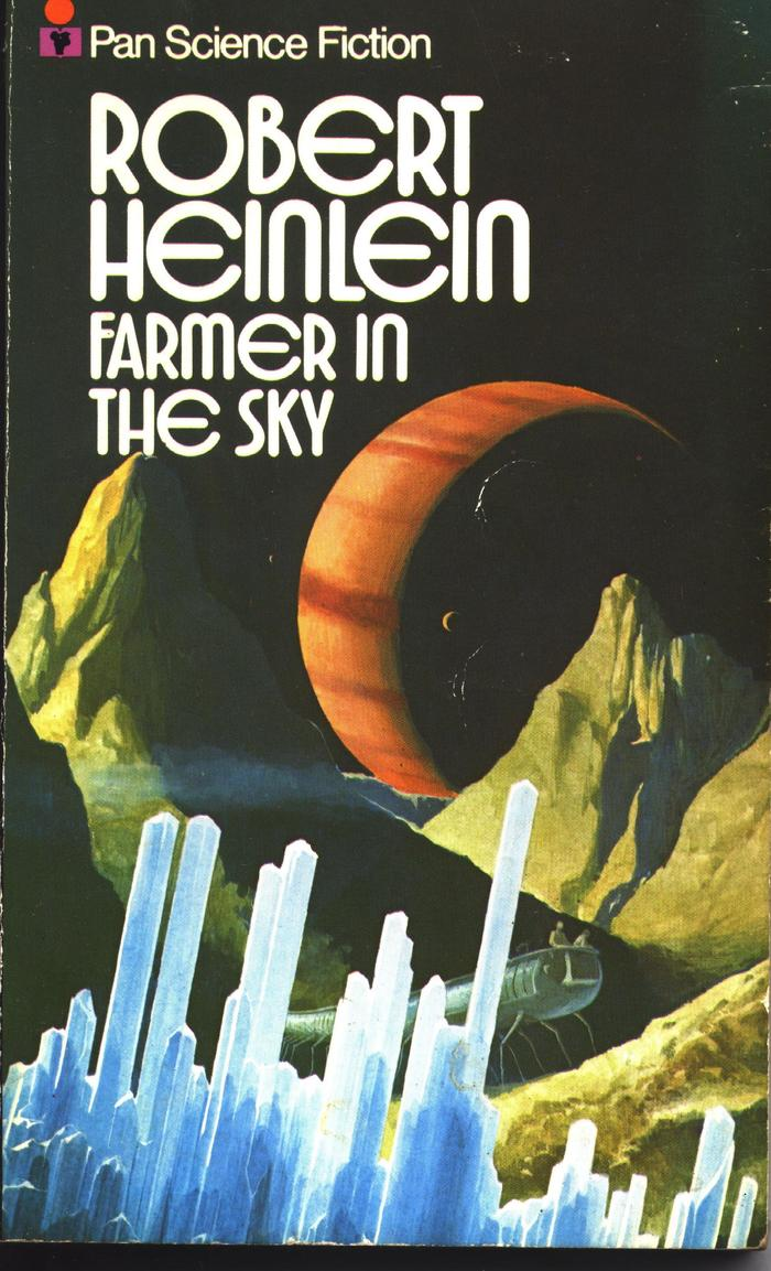Pan Science Fiction's Robert Heinlein Series 1