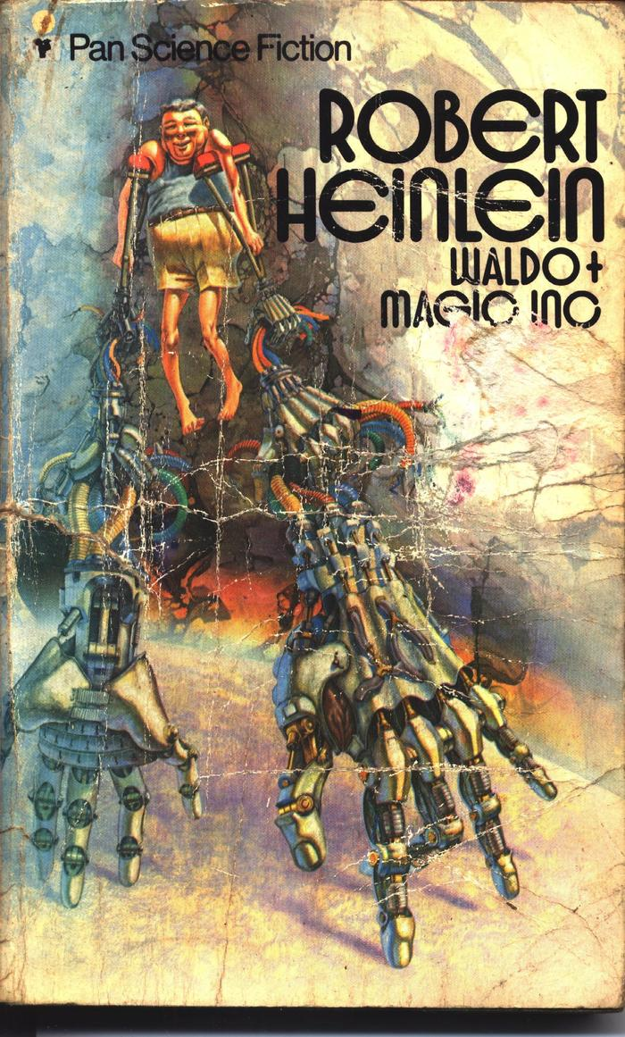 Pan Science Fiction's Robert Heinlein Series 2