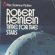 Pan Science Fiction's Robert Heinlein Series