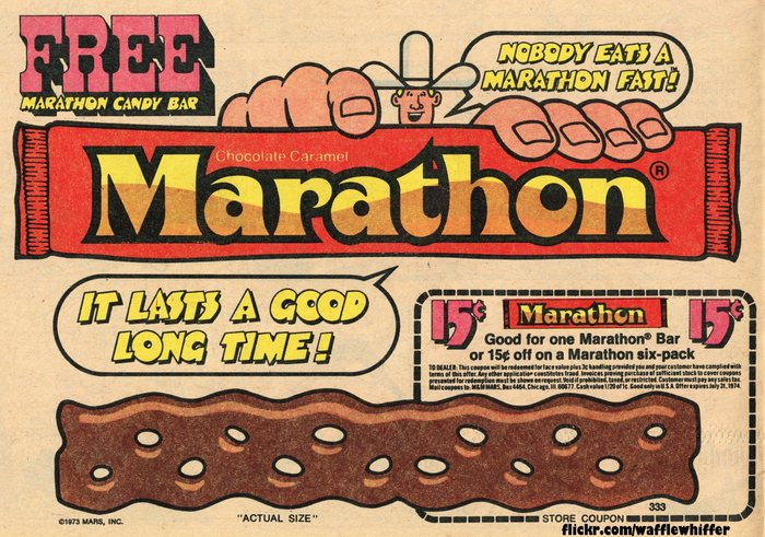 Newspaper ad, December 16, 1973.