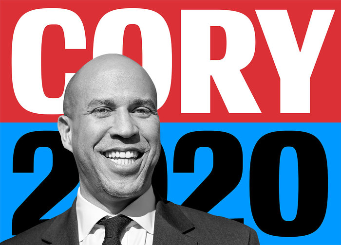 Cory Booker: Rise 2020 presidential campaign 1