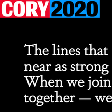Cory Booker: Rise 2020 presidential campaign