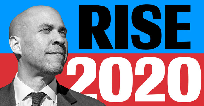 Cory Booker: Rise 2020 presidential campaign 7