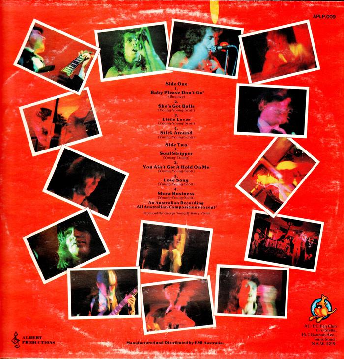 High Voltage – AC/DC 3