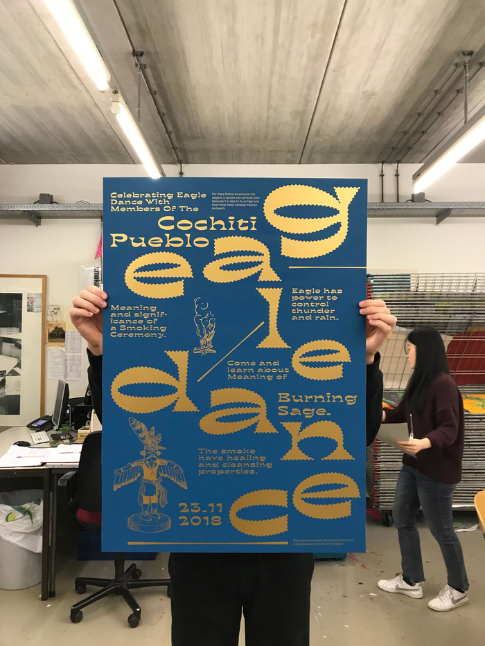 Eagle Dance poster 3