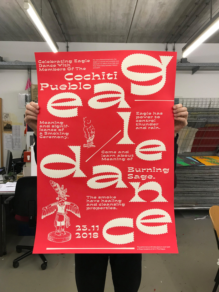 Eagle Dance poster 2