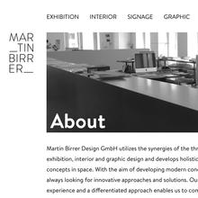Martin Birrer Design