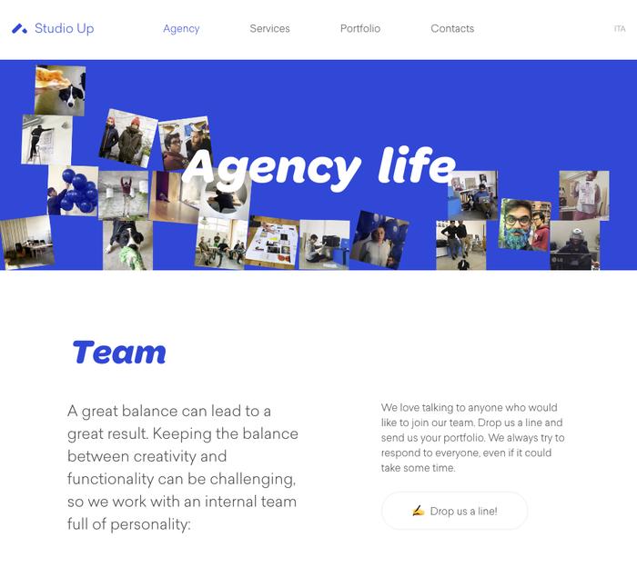 Studio Up web agency 2