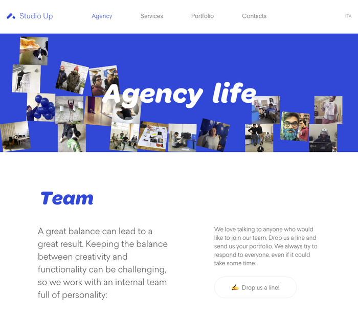 Studio Up web agency 2
