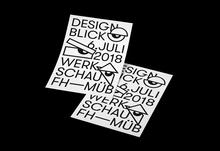 Designblick / Werkschau 2018