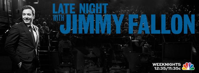 Late Night With Jimmy Fallon (NBC, 2009–2014) 2