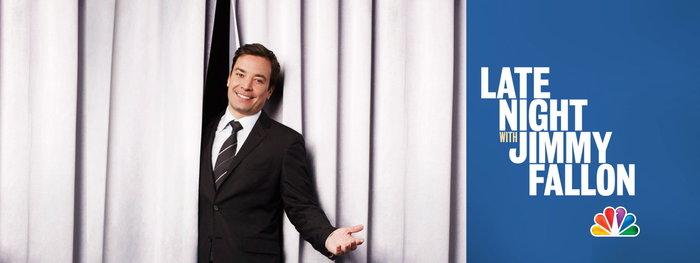 Late Night With Jimmy Fallon (NBC, 2009–2014) 1