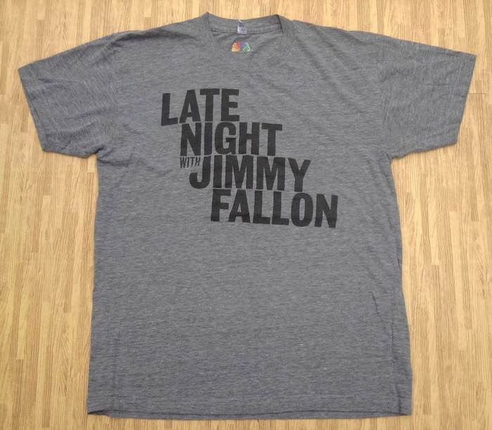 Late Night With Jimmy Fallon (NBC, 2009–2014) 5