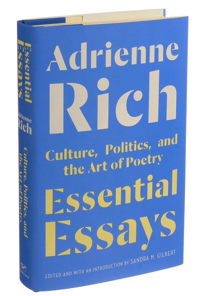 Essential Essays and Selected Poems – Adrienne Rich 1