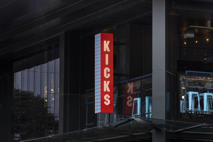 Kicks sports bar 3