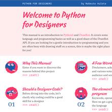 Python for Designers