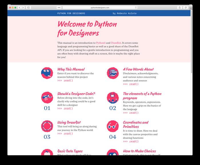 Python for Designers 1