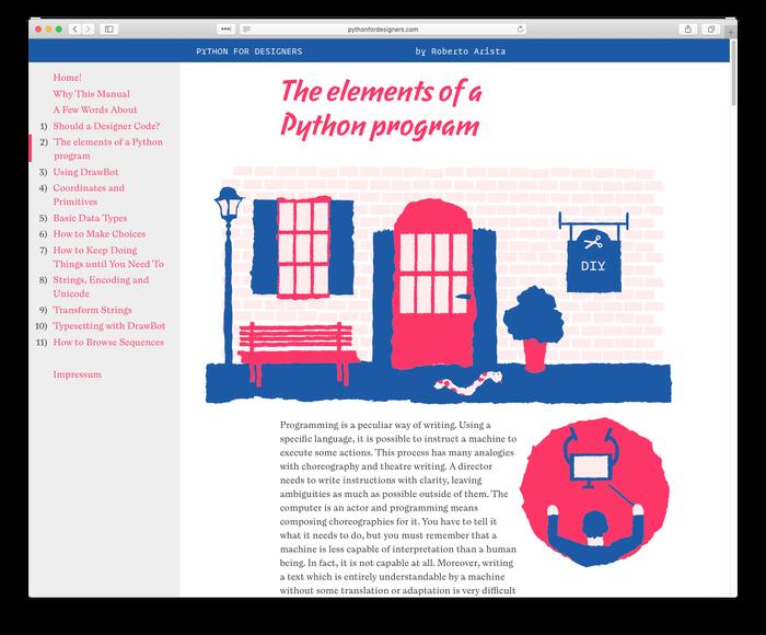 Python for Designers 4