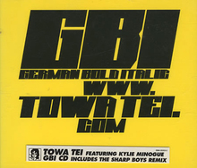 """German Bold Italic"" – Towa Tei ft. Kylie Minogue and Haruomi Hosono"