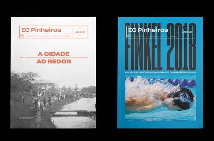 EC Pinheiros magazine (2017–) 1