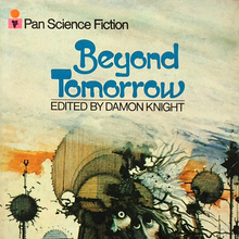 <cite>Beyond Tomorrow</cite> by Damon Knight, Pan Science Fiction