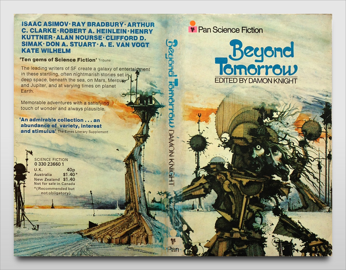 Beyond Tomorrow by Damon Knight, Pan Science Fiction 2
