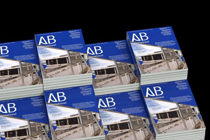 A-B international magazine 1