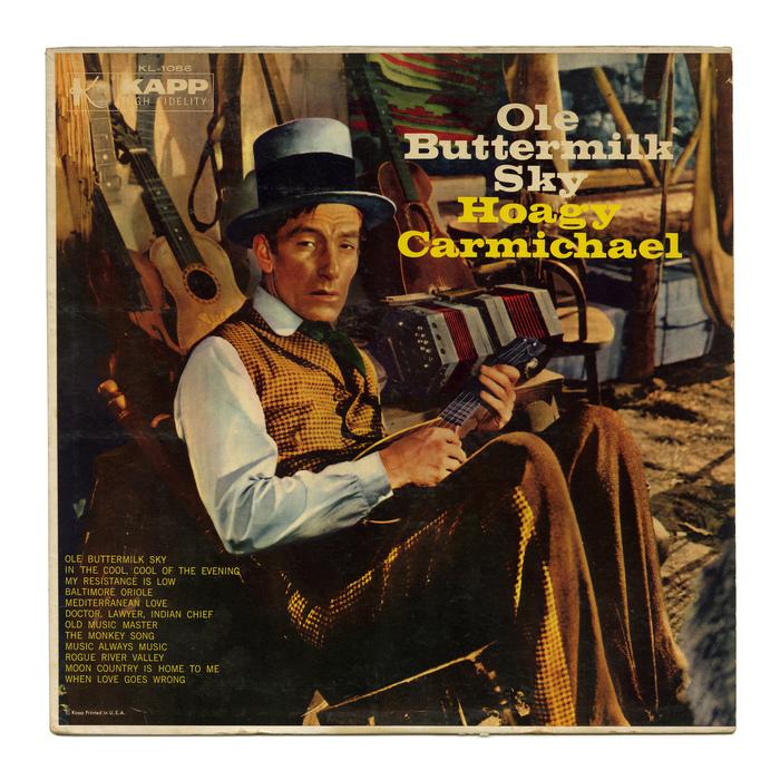 Ole Buttermilk Sky – Hoagy Carmichael