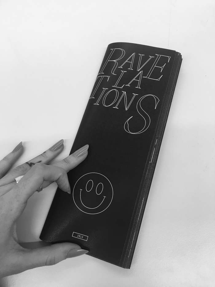 Ravelations magazine 1