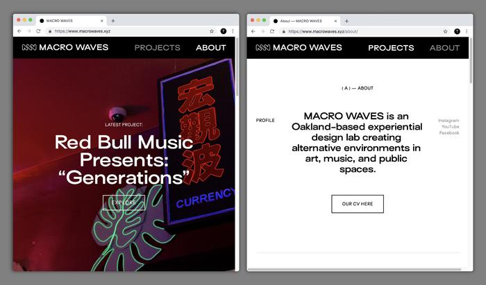 Macro Waves 2