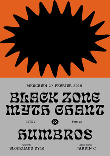 Black Zone Myth Chant & Humbros