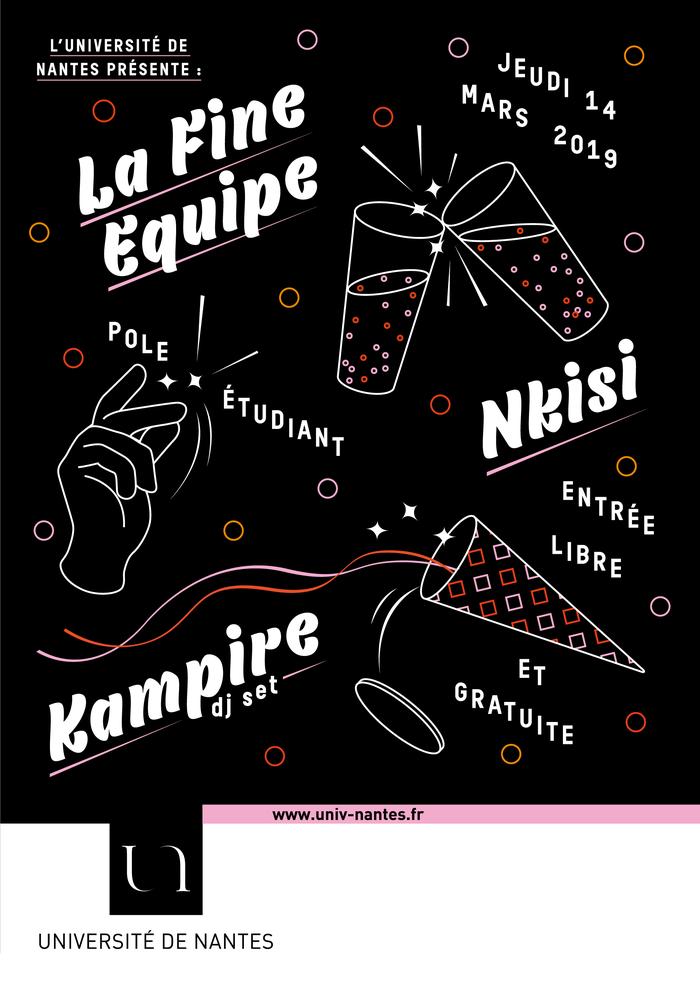 La Fine Équipe, Nkisi and Kampire 1