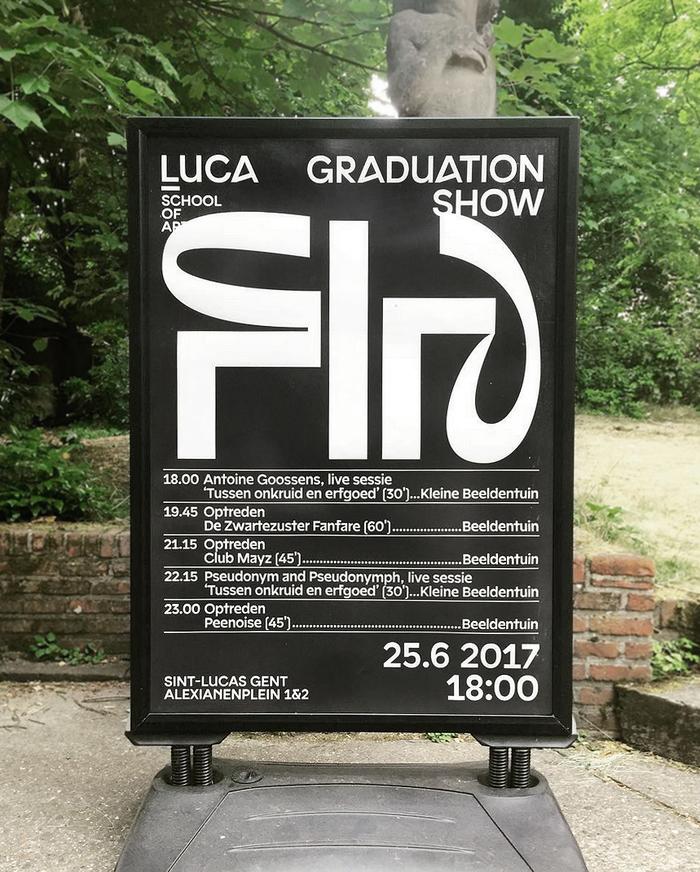 LUCA graduation show 2017 4