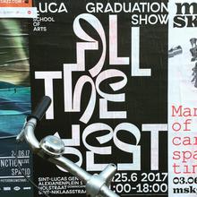LUCA graduation show 2017