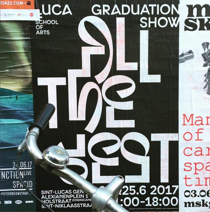 LUCA graduation show 2017 5