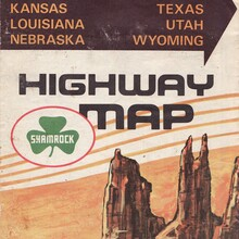 Shamrock Highway Map