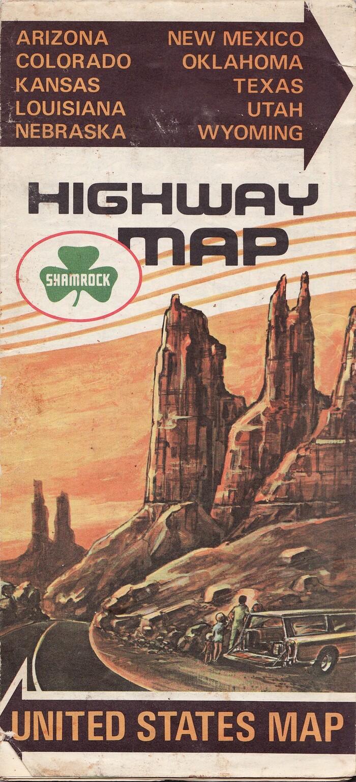 Shamrock Highway Map