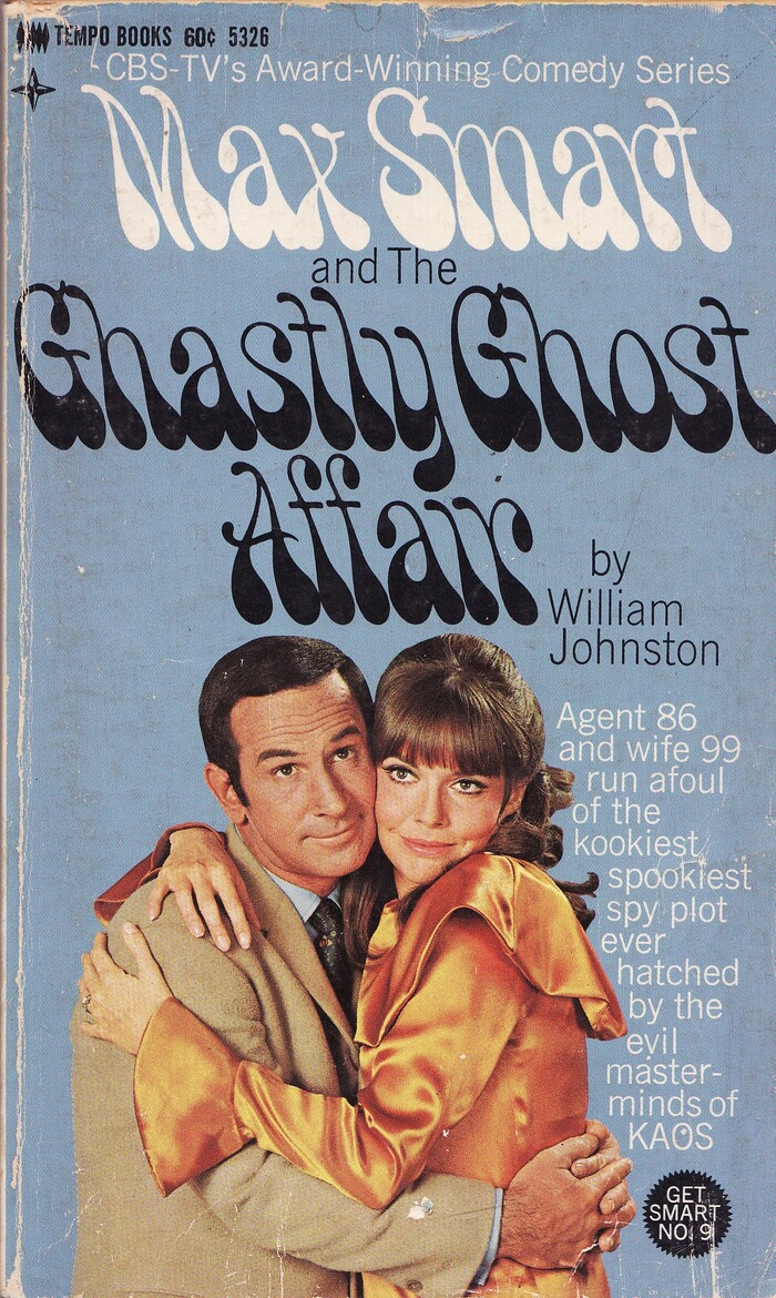 Max Smart and the Ghastly Ghost – William Johnston