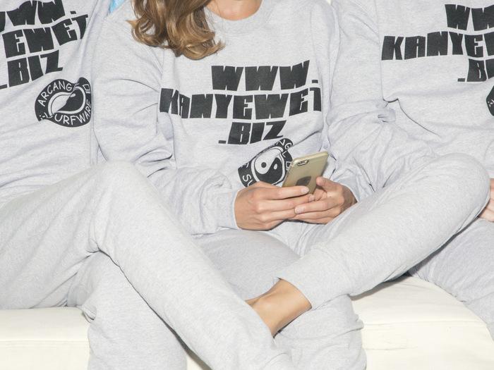 Arcangel Surfware sweatshirts for Wet 2