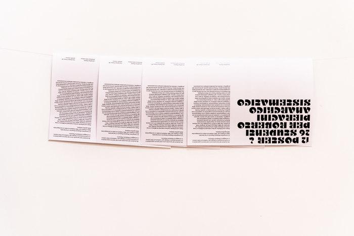 12 Poster & 26 Studenti per Roberto Pieracini Anarchico Sistematico 4