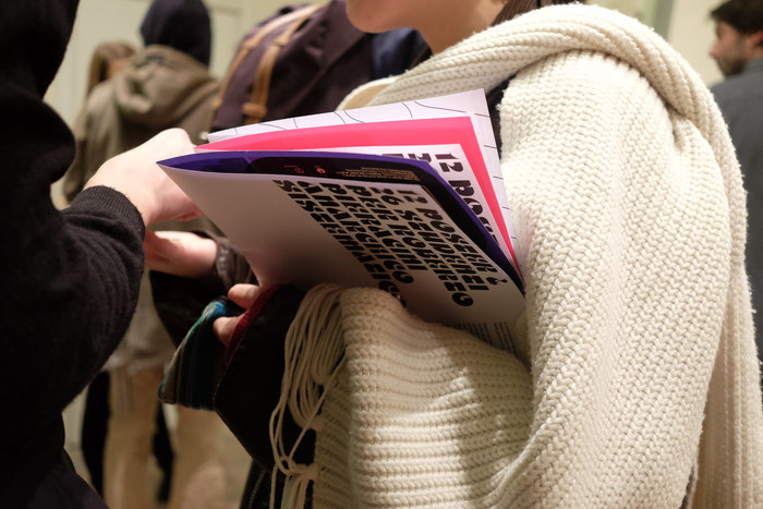12 Poster & 26 Studenti per Roberto Pieracini Anarchico Sistematico 5