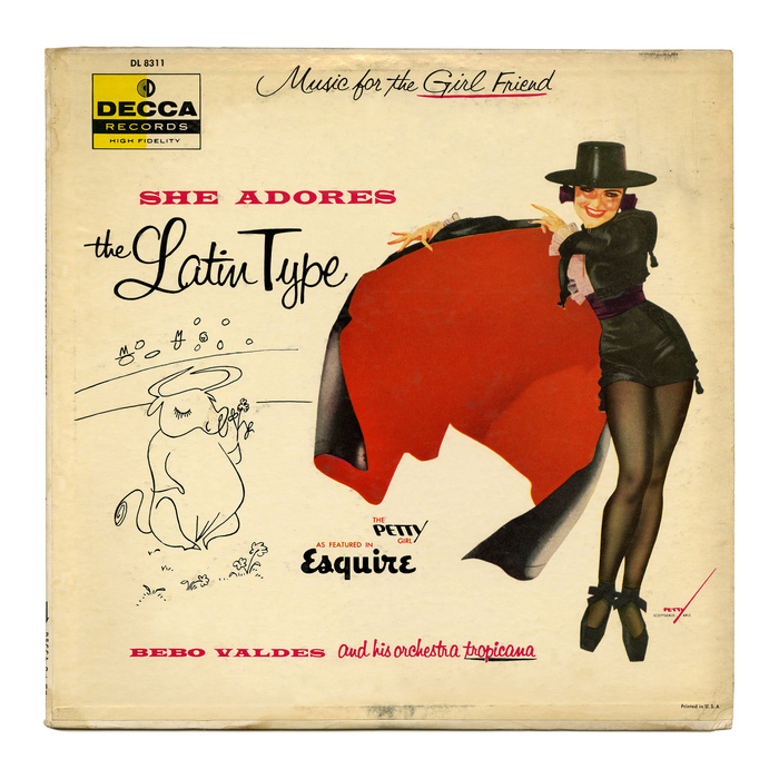 She Adores The Latin Type: Music for the Girl Friend