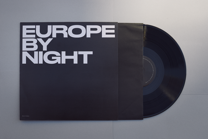 Metro Riders — Europe By Night (PM01) 2017