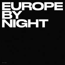 <cite>Europe By Night</cite> by Metro Riders