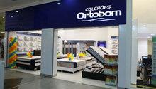 Colchões Ortobom logo