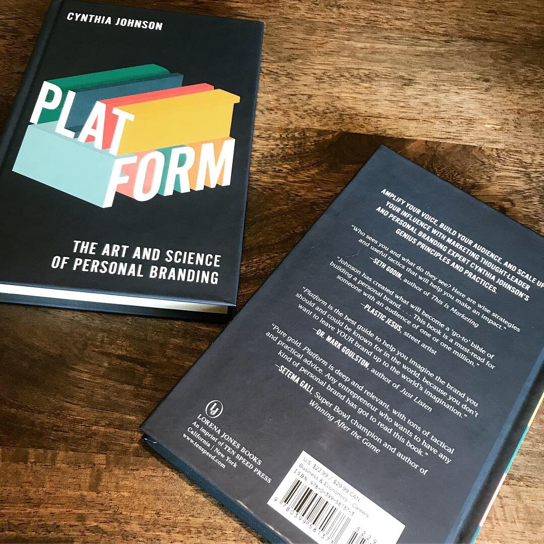 Platform: The Art and Science of Personal Branding by